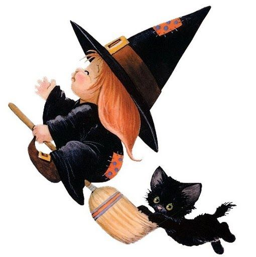 a063ea86a0807bb352a78cc3e042b4f8--herbst-halloween-halloween-witches