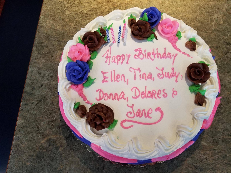 cake july