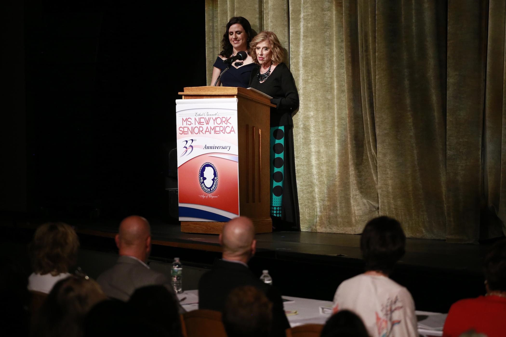 Marleen podium